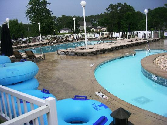 Bluegreen Vacations Harbour Lights Ascend Resort Collection Family Pool With Lazy River