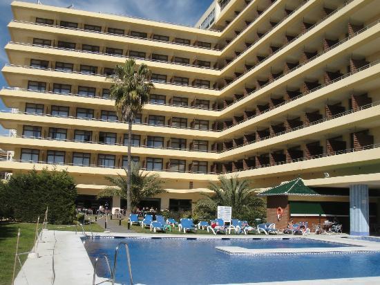 Gran Cervantes by Blue Sea: Vue de la piscine
