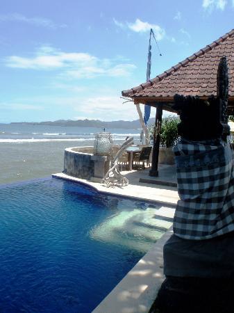 Bali Santi-Bungalows By The Beach