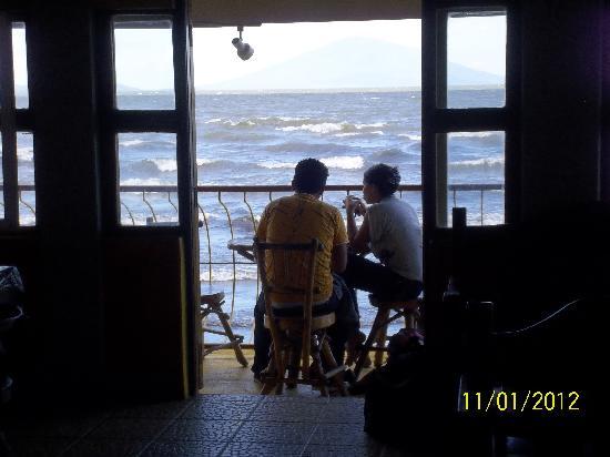 Restaurante El Navegante: Outside tables /mesas al exterior