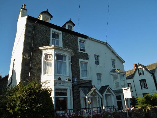 Lynwood Guesthouse B&B: the hotel is small but cosy