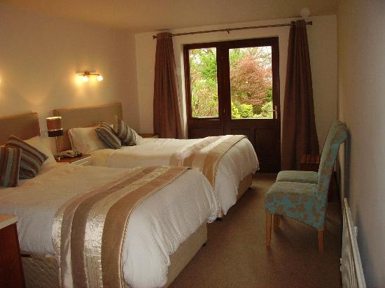 Inveraray Farm Guesthouse: our room