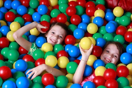 Family Fun Center : Funtasia softplay area