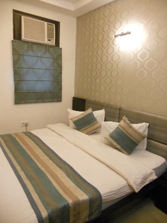 โรงแรมเดลี แอโรซิตี้: Room