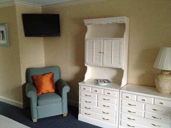 Kenny's Tipperary Inn: flat screen tv