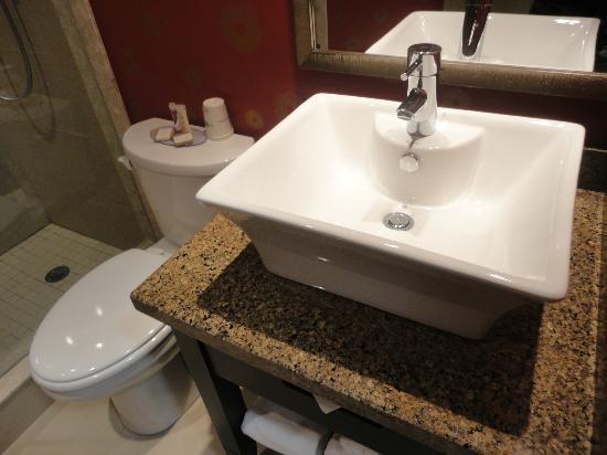 بارك إن باي راديسون تورنتو - ماركهام: bathroom