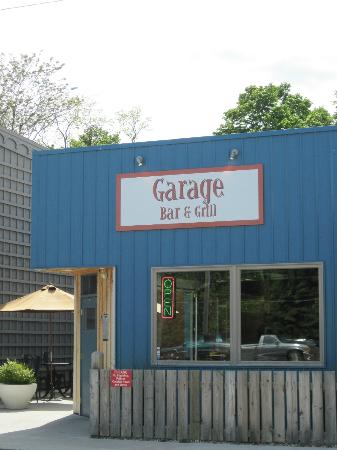 The Garage Bar and Grill