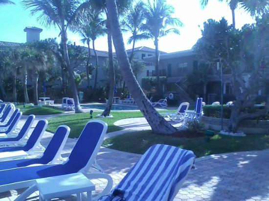Tropic Seas Resort: beautiful pool area