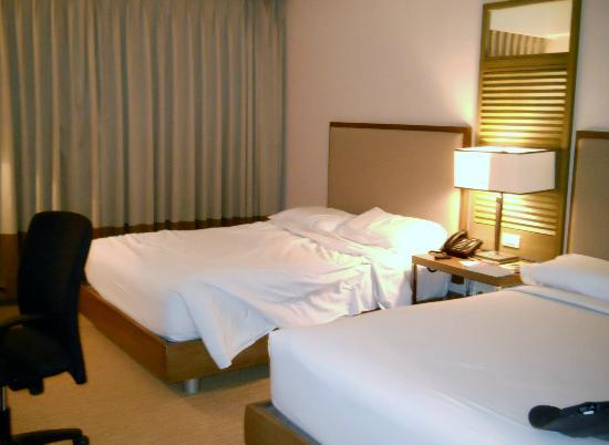 Garden Orchid Hotel: Room - bed