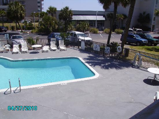 Viking Ocean Front Motel: Pool