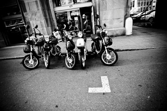 Dyad: Scooter Tours