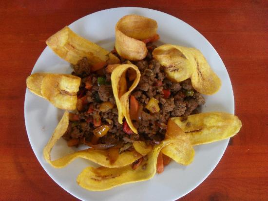 Lacbaai: Creoyo food