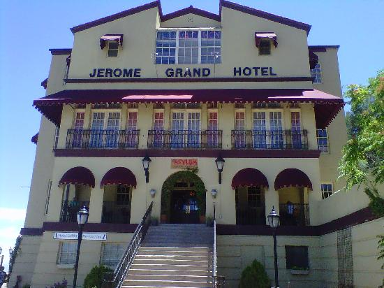 Jerome Grand Hotel Loved Staying At July 11
