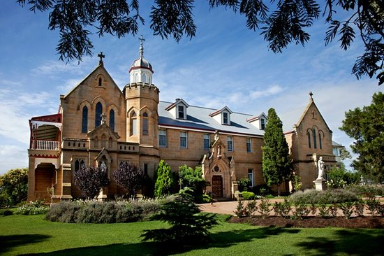 Abbey of the Roses: Heritage castle weddings and bed and breakfast warwick qld
