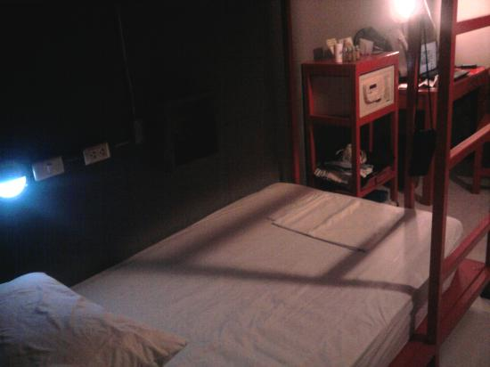 Lub d Bangkok Silom: the bed was comfy...