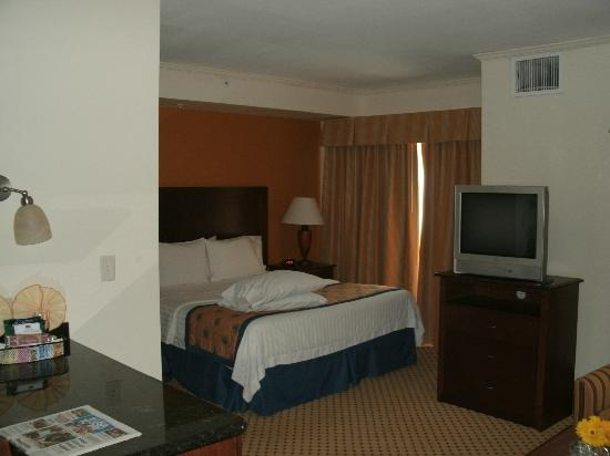 Residence Inn DFW Airport North/Grapevine: Studio Bedroom