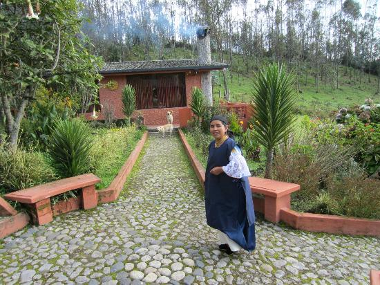 Ali Shungu Mountaintop Lodge: Casita