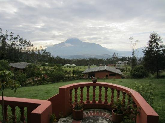 Ali Shungu Mountaintop Lodge: Mount Imbabura