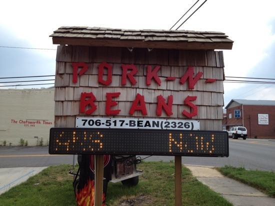 pork n beans