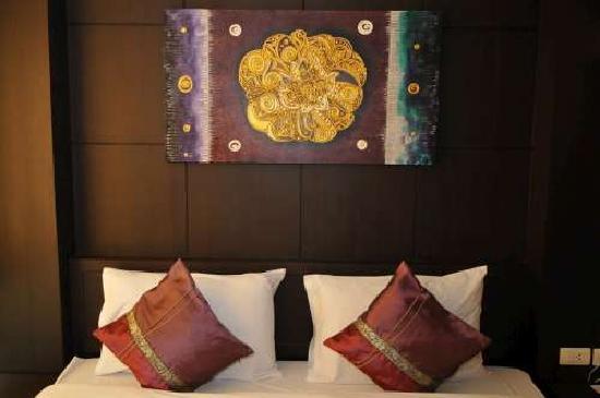 Regent Suvarnabhumi Hotel: Deluxe Double