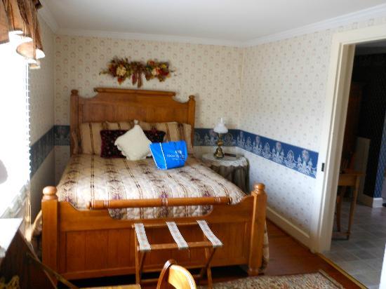 Gettystown Inn Bed & Breakfast : Steinwehr Room