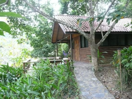 Black Rock Lodge: Waterfall Deluxe Cabin