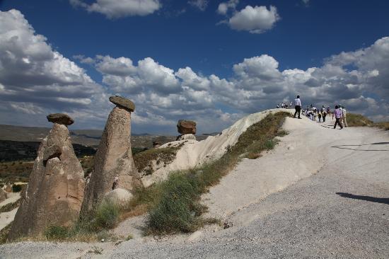 Cappadocia Cave Dwellings : Cappadocia