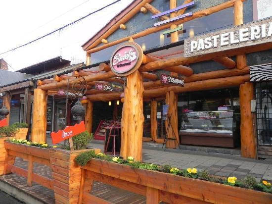 Villarrica, Chile: La mejor Pastelería, reconocida como la mejor de la zona Lacustre