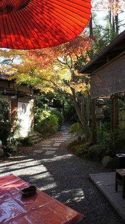 Heihachi Jaya: 庭園を見るだけでも値打ちがあります