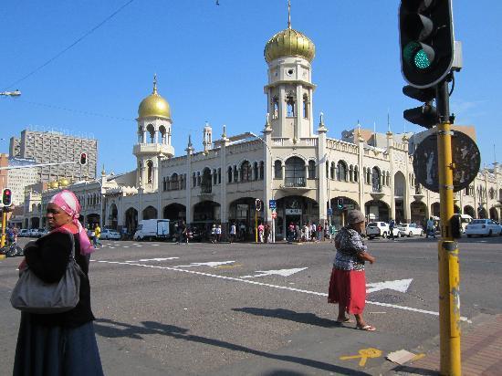Juma Musjid Mosque, Durban