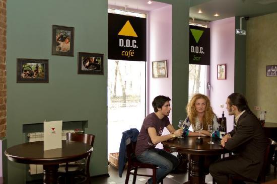 DOC Wine Room