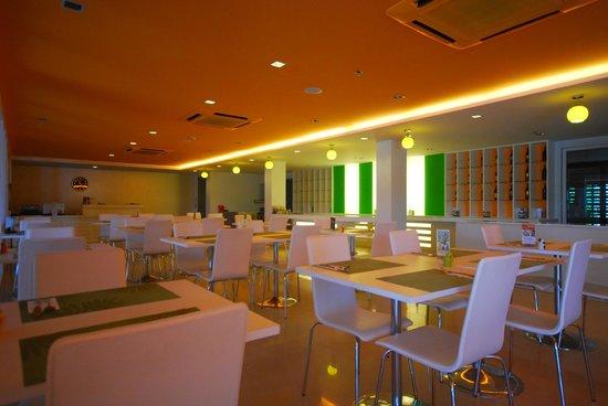 Samui Verticolor: Restaurant 