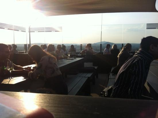 Dach-Cafe: Dach Café Gießen
