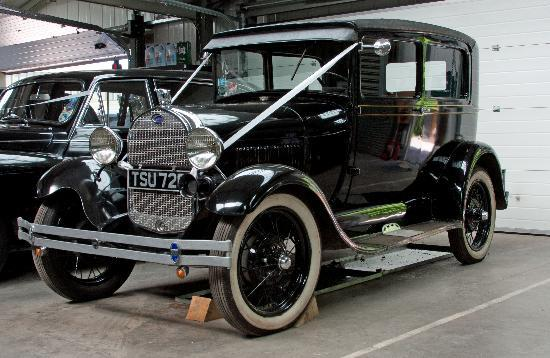 Calne, UK: 1929 Model A Ford