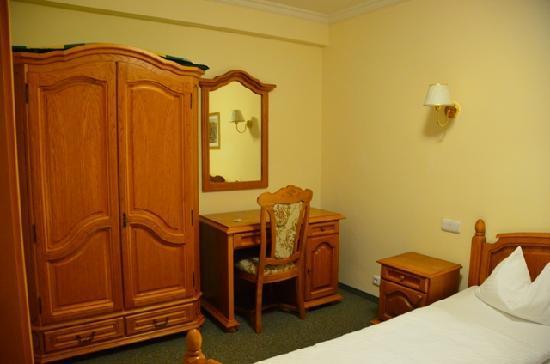 Pension Villa Rosa: Bedroom