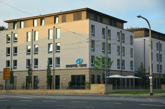Motel One Dresden-Palaisplatz: Hotel
