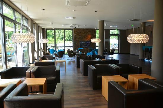 Motel One Dresden-Palaisplatz: Lobby