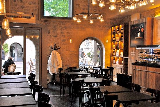 Restaurant Cour Saint Emilion Bercy