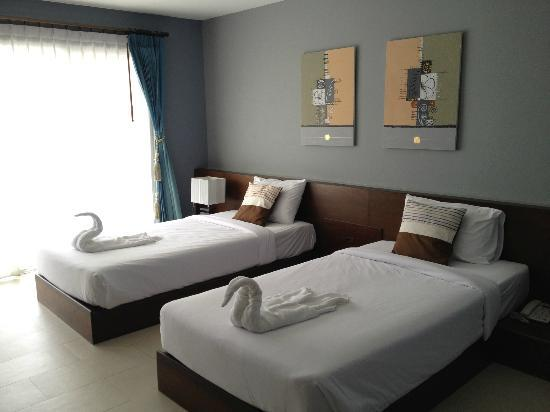 Samkong Place: Twin Bed