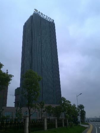 Empark Grand Hotel Changsha The Has More Than 40 Floors