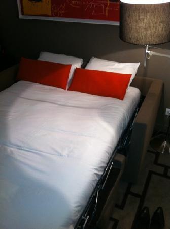 Hipark Grenoble : c'est bien un canapé et non un lit
