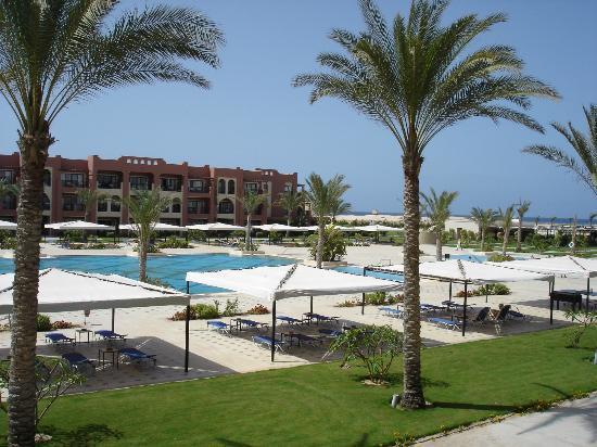 Jaz Oriental Resort: Piscina della beach area Veraclub
