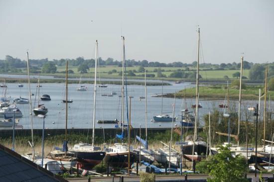 The Quay House Woodbridge: Quay House view