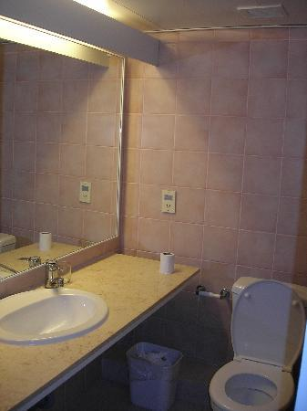 Isrotel Lagoona : bathroom
