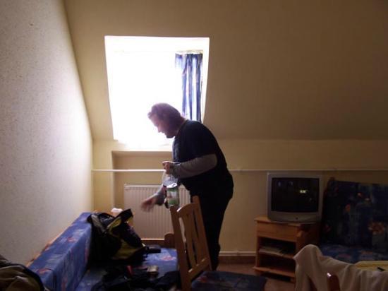 Afrodite Apartmanok: living room