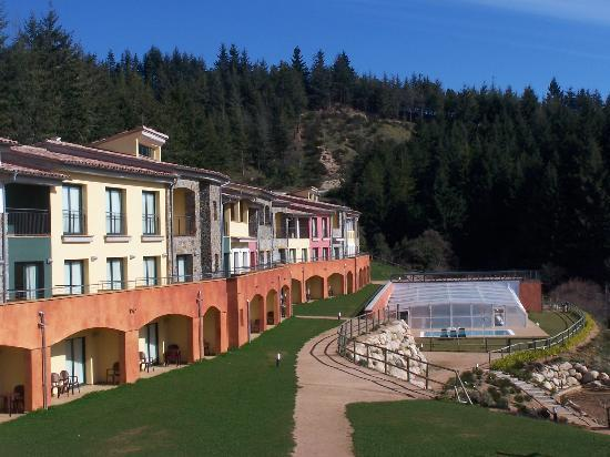 Vilar Rural de Sant Hilari Sacalm : Jardines