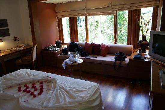 Nakamanda Resort & Spa: Ventanal