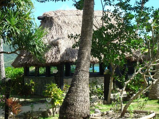 Nukubati Private Island: Activites Hut