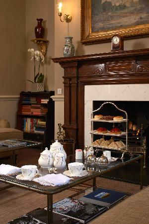 Draycott Hotel : AFternoon Tea