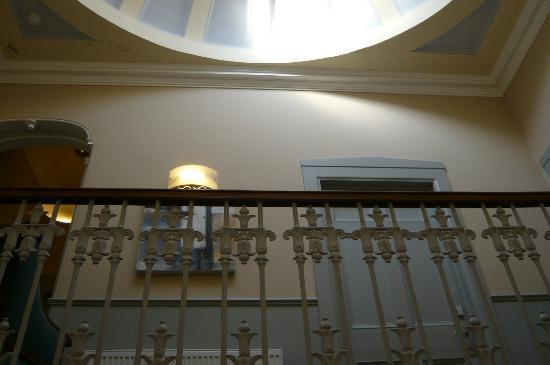 The Salisbury Hotel: Gracious appearance